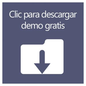 Demo gratuita de TPVFÁCIL