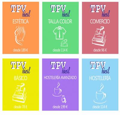 Programa TPV en Málaga